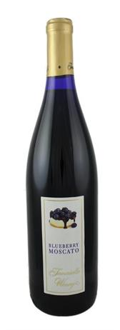 Tomasello Winery Blueberry Moscato